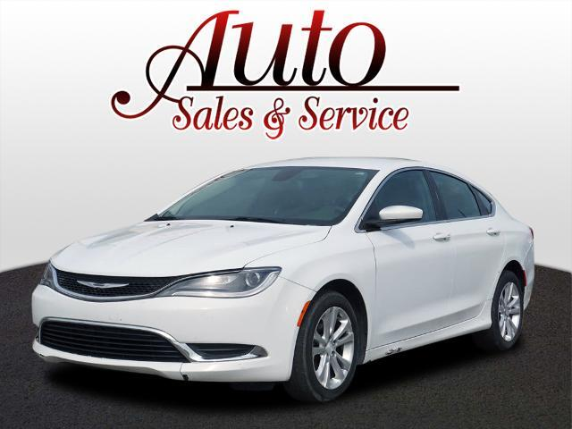2015 Chrysler 200 Limited Indianapolis IN