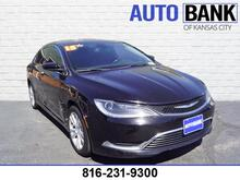 2015_Chrysler_200_Limited_ Kansas City MO