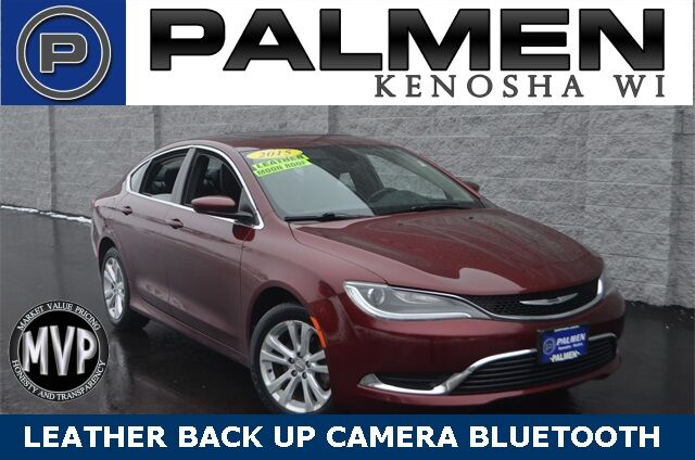 2015 Chrysler 200 Limited Kenosha WI