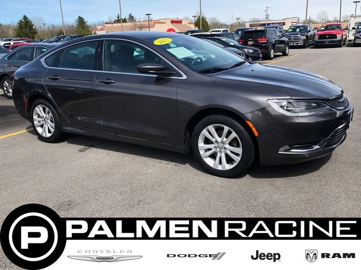 2015 Chrysler 200 Limited Racine WI