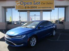 2015_Chrysler_200_Limited_ Las Vegas NV