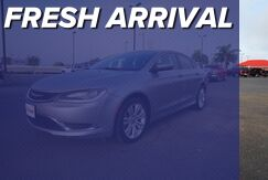 2015_Chrysler_200_Limited_ Mission TX
