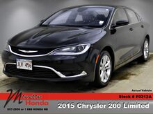 2015_Chrysler_200_Limited_ Moncton NB