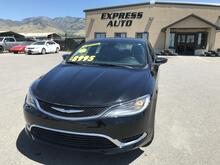 2015_Chrysler_200_Limited_ North Logan UT