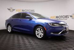 2015_Chrysler_200_Limited Package, Bluetooth,Push Start,Compass_ Houston TX