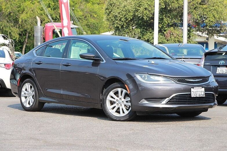 2015 Chrysler 200 Limited Palo Alto CA