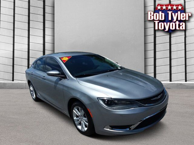 2015 Chrysler 200 Limited Pensacola FL