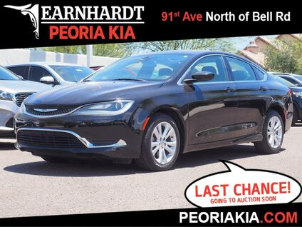 2015_Chrysler_200_Limited_ Peoria AZ