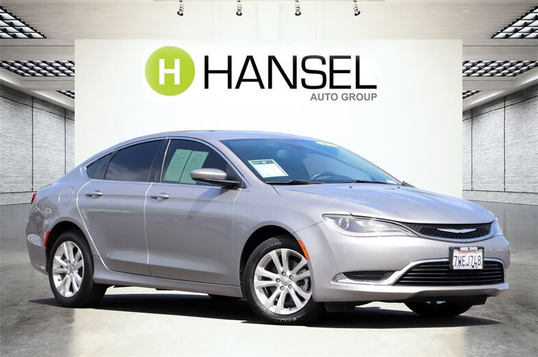2015 Chrysler 200 Limited Petaluma CA