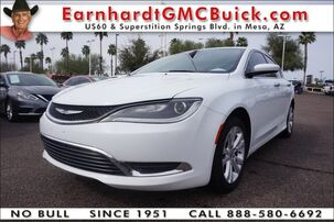 2015_Chrysler_200_Limited_ Phoenix AZ