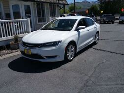 2015_Chrysler_200_Limited_ Pocatello and Blackfoot ID