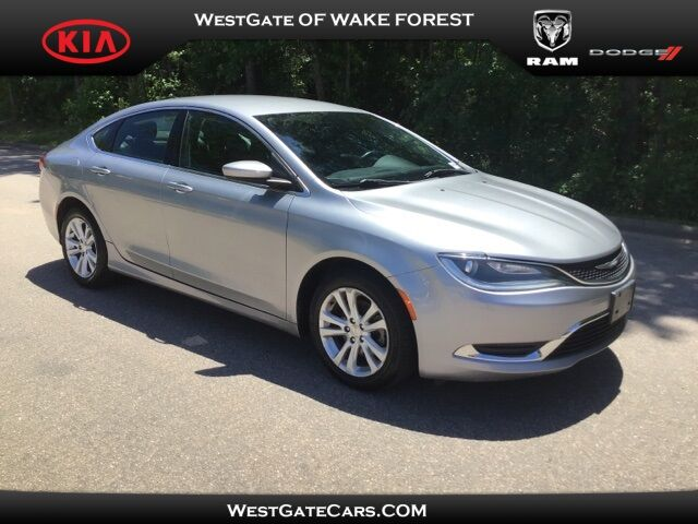 2015 Chrysler 200 Limited Raleigh NC