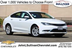 2015_Chrysler_200_Limited_ Roseville CA