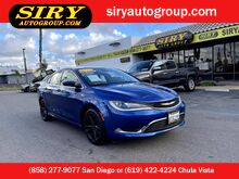 2015_Chrysler_200_Limited_ San Diego CA