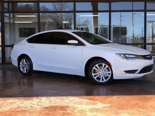 2015 Chrysler 200 Limited Shelby NC