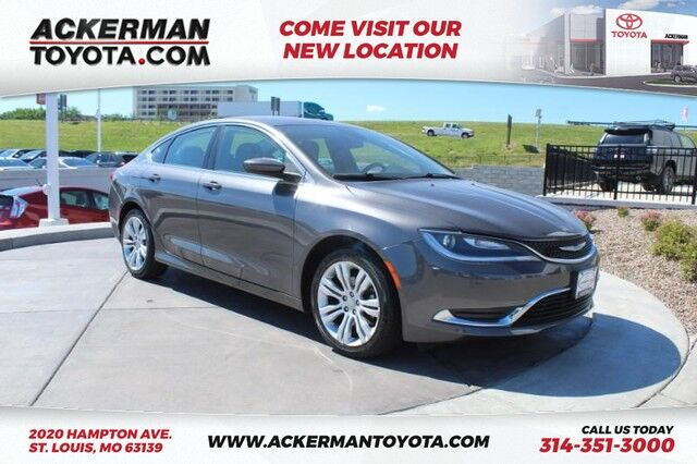 2015 Chrysler 200 Limited St. Louis MO