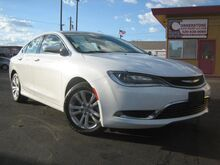 2015_Chrysler_200_Limited_ Tucson AZ