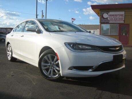 2015 Chrysler 200 Limited Tucson AZ