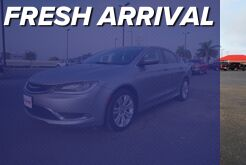 2015_Chrysler_200_Limited_ Weslaco TX