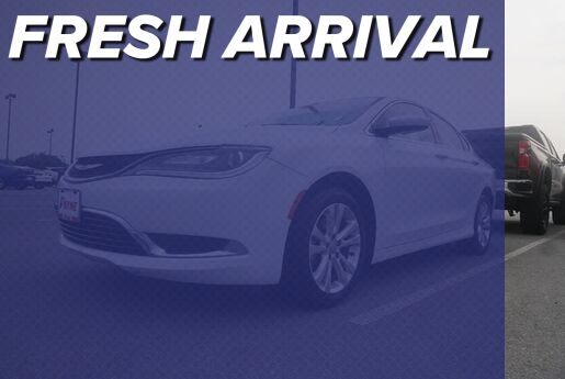 2015 Chrysler 200 Limited Weslaco TX