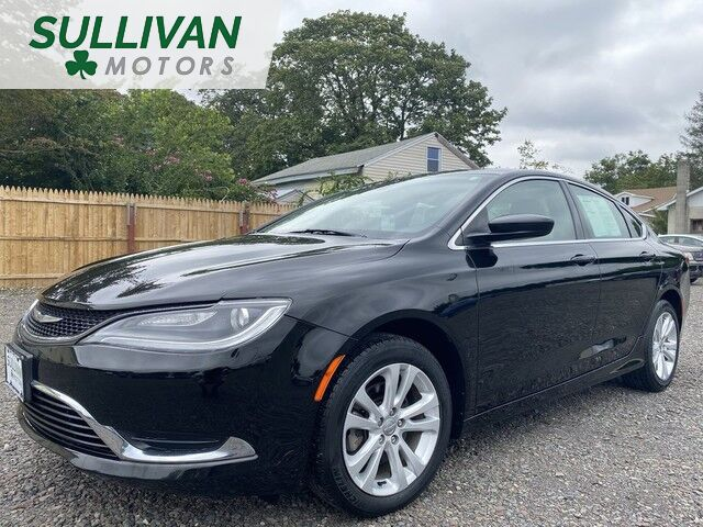 2015 Chrysler 200 Limited Woodbine NJ