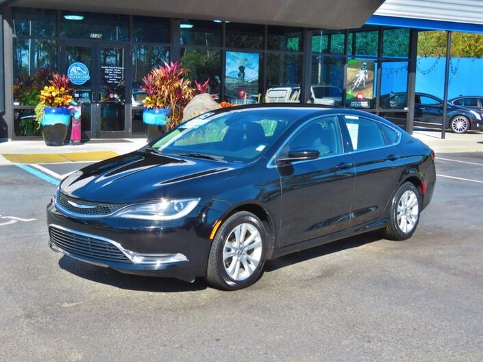 2015 Chrysler 200 Limited Jacksonville FL