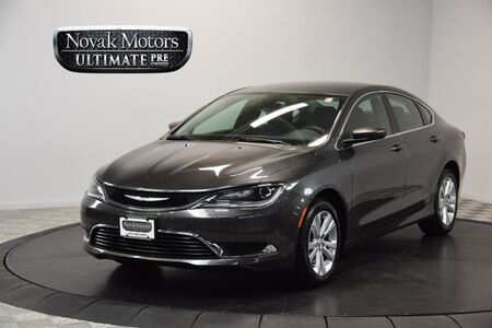 Chrysler 200 Limited 2015