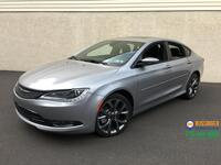 2015 Chrysler 200 S - All Wheel Drive w/ Navigation