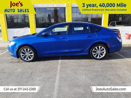 2015 Chrysler 200 S AWD Indianapolis IN