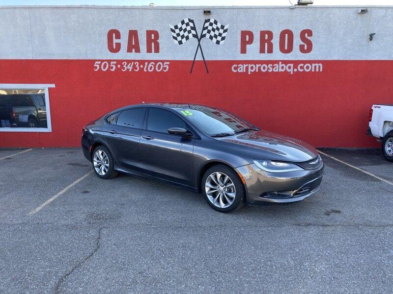 2015 Chrysler 200 S Albuquerque NM