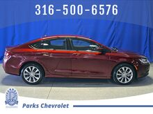 2015_Chrysler_200_S_ Wichita KS