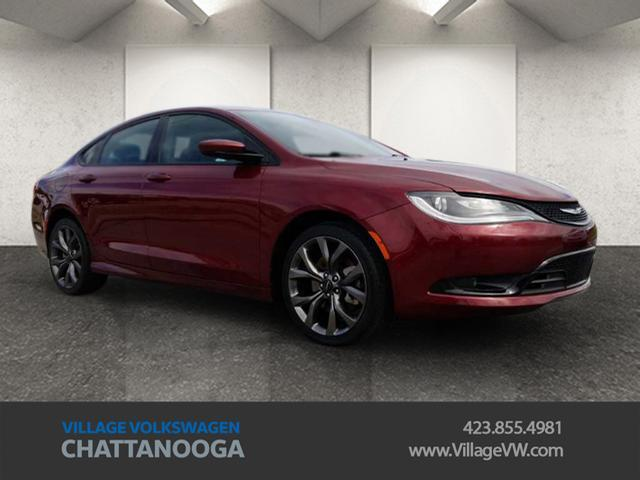 2015 Chrysler 200 S Chattanooga TN
