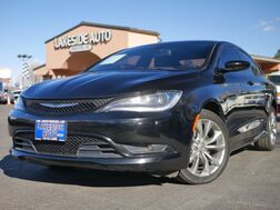 2015_Chrysler_200_S_ Colorado Springs CO