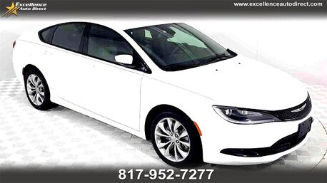 2015_Chrysler_200_S_ Euless TX