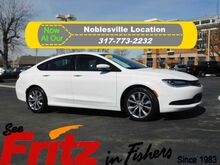 2015_Chrysler_200_S_ Fishers IN
