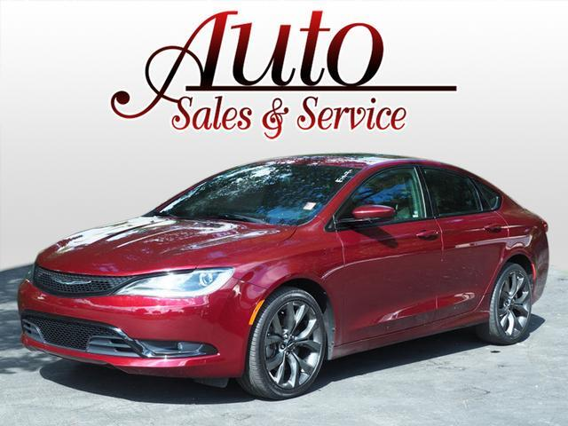 2015 Chrysler 200 S Indianapolis IN