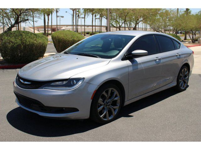 2015 Chrysler 200 S Las Vegas NV