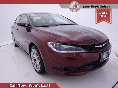 2015 Chrysler 200 S Salt Lake City UT