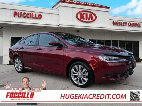 2015 Chrysler 200 S Wesley Chapel FL