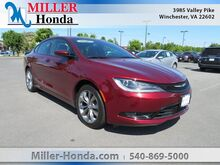 2015_Chrysler_200_S_ Martinsburg