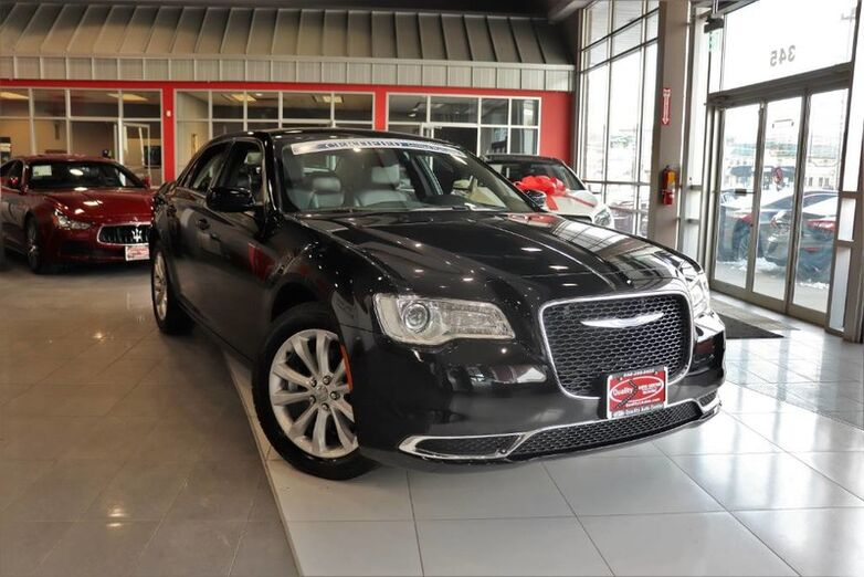 2015 Chrysler 300 Limited - AWD - CARFAX Certified 1 Owner - No Accidents - Fully Serviced - QUALITY CERTIFIED up to 10 YEARS 100,000 MILE WARRANTY Springfield NJ