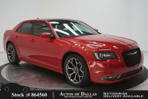 2015_Chrysler_300_S NAV,CAM,KEY-GO,20IN WHLS_ Plano TX
