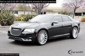 2015 Chrysler 300c FULLY LOADED and LESS THAN 6,000 MILES!!!! Blind Spot/Adaptive Cruise/Forward Collision/ LOADED!!!