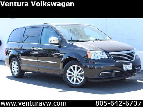 2015_Chrysler_Town & Country_4dr Wgn Limited Platinum_ Ventura CA