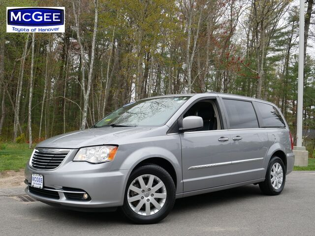 2015_Chrysler_Town & Country_4dr Wgn Touring_ Hanover MA