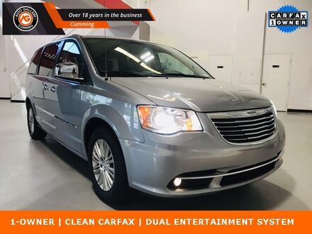 2015_Chrysler_Town & Country_Limited_ Gainesville GA
