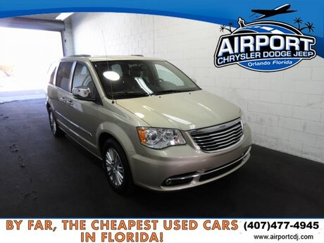 2015 Chrysler Town & Country Limited Platinum  FL