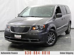 2015_Chrysler_Town & Country_S / 3.6L V6 Engine / FWD / Stow N Go Seats / Power Sliding Doors_ Addison IL