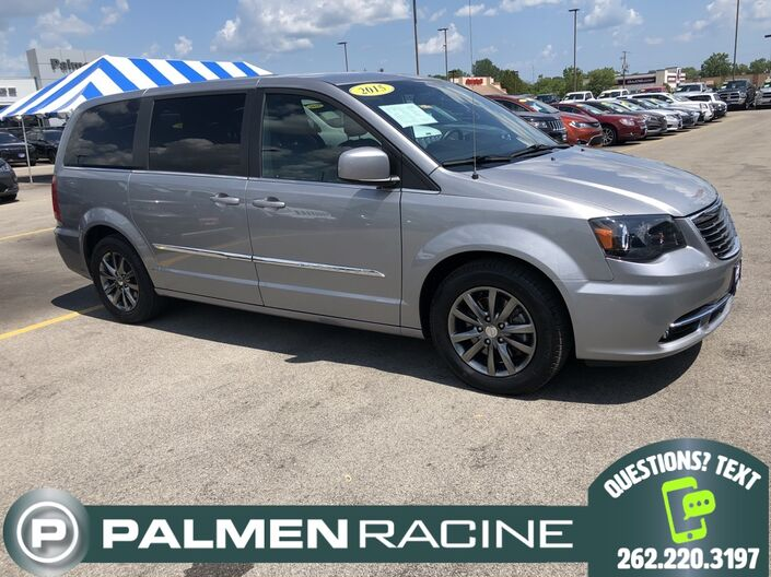 2015 Chrysler Town & Country S Racine WI