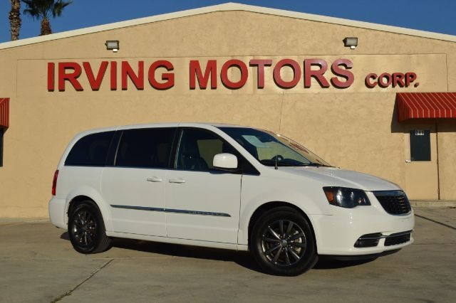 2015_Chrysler_Town & Country_S_ San Antonio TX